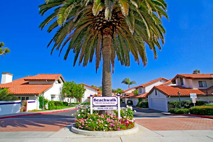 Beachwalk Homes in San Clemente, California