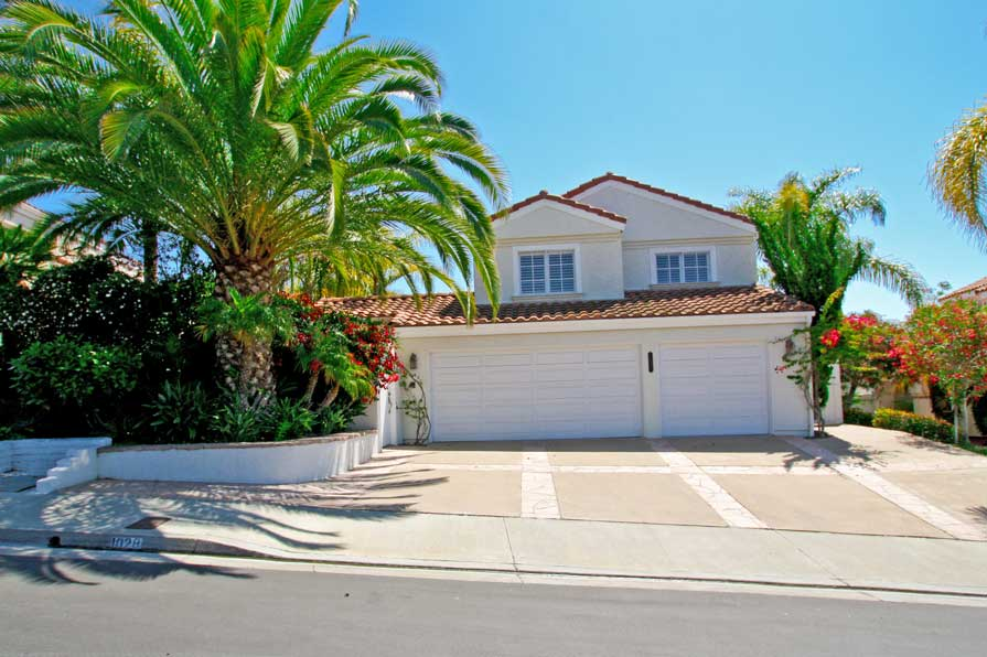 Bella Vista Homes in San Clemente, California