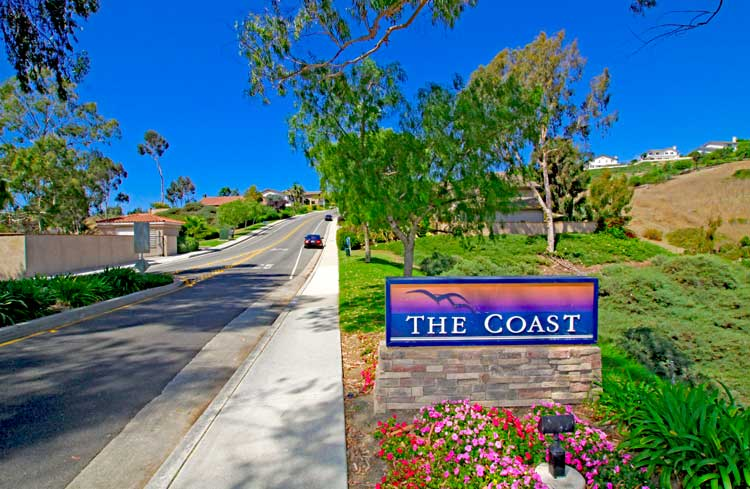 Learn More About The Coast Area. The Coast area is a great area to find ocean views homes in San Clemente