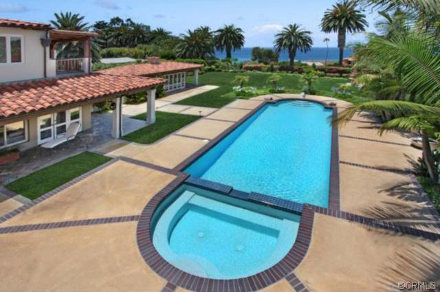 Cotton Point Estates Pool located at 4080 Calle Isabella, San Clemente