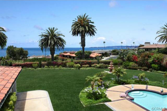 Cotton Point Estates Pool Home located at 4080 Calle Isabella, San Clemente