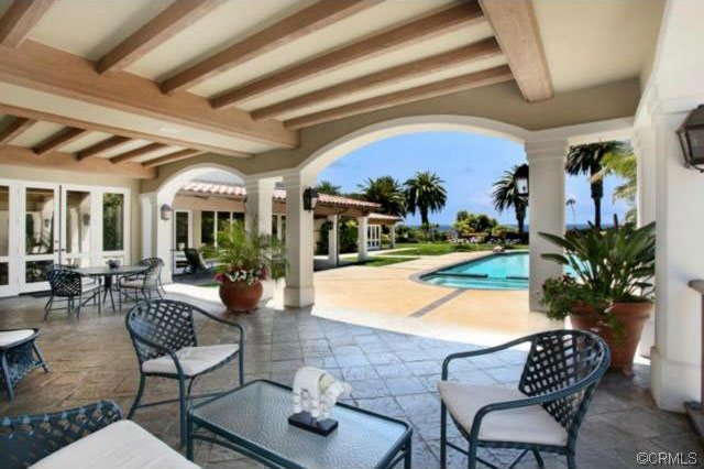 Cottons Point San Clemente Pool home located at 4080 Calle Isabella