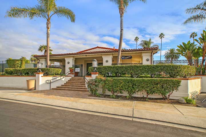 Cyprus Cove Clubhouse in San Clemente, California
