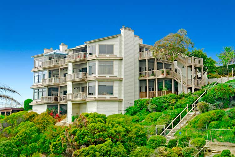 Driftwood Oceanfront Condos for Sale | San Clemente Real Estate