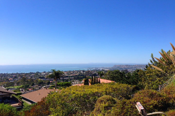 Harbor Estates Ocean View Homes in San Clemente, California