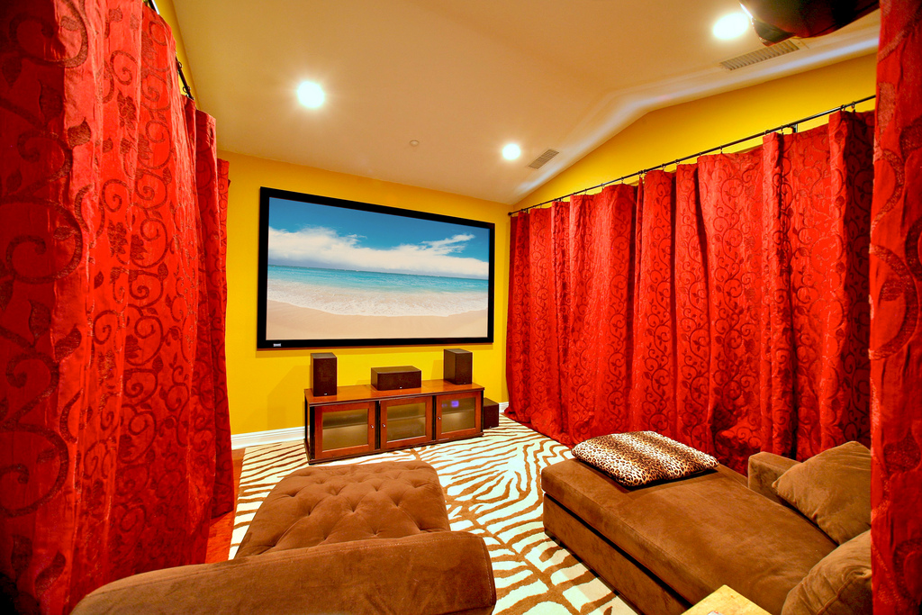 Reserve South Home Theather | San Clemente, CA