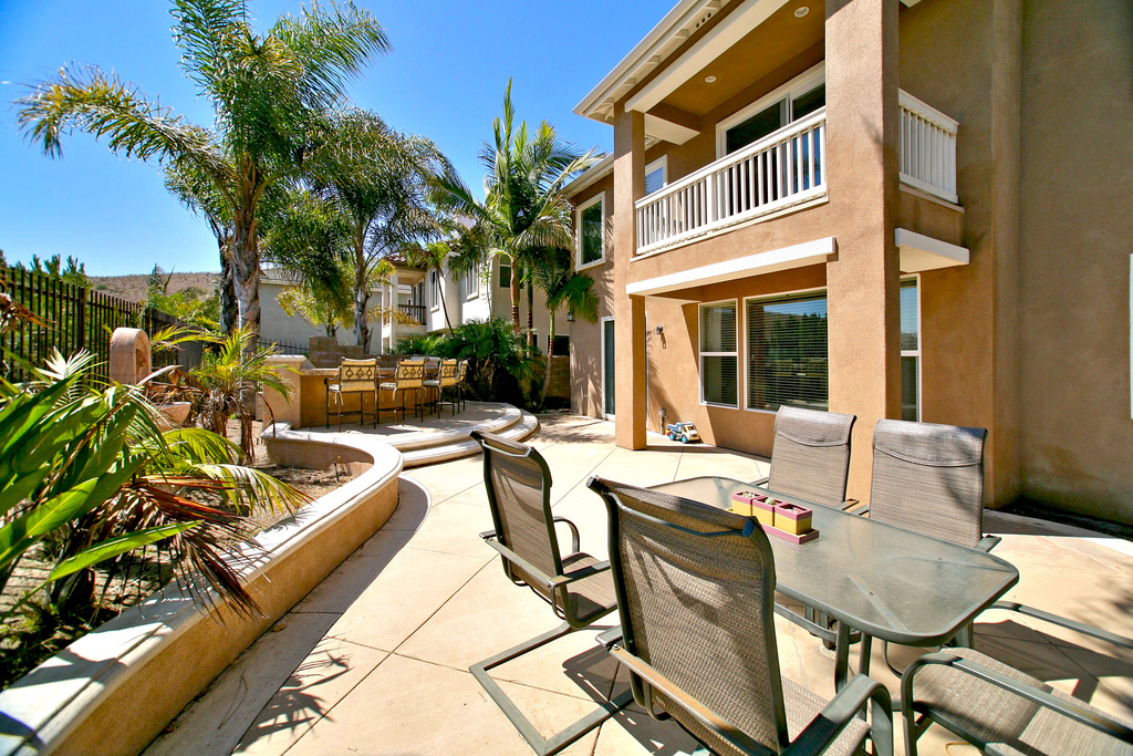 Reserve South Backyard | San Clemente, CA
