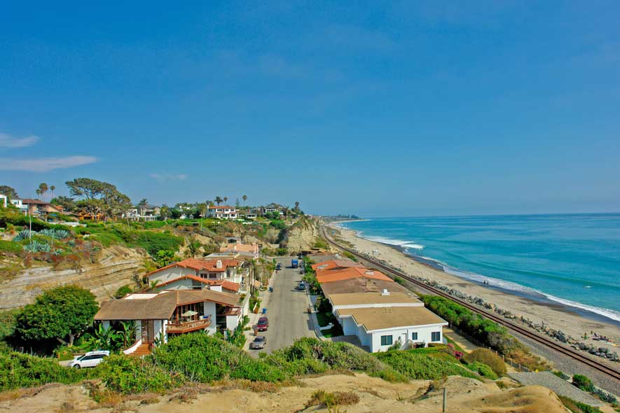 San Clemente Ocean Front Homes - San Clemente Real Estate