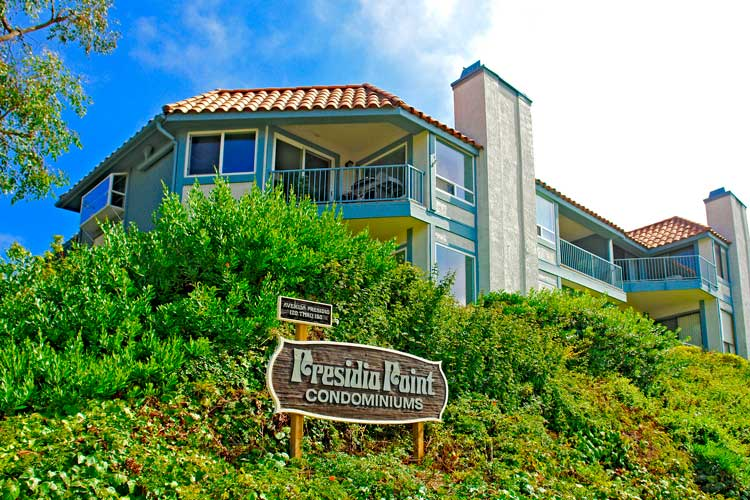 Presidio Point Ocean View San Clemente condos for sale