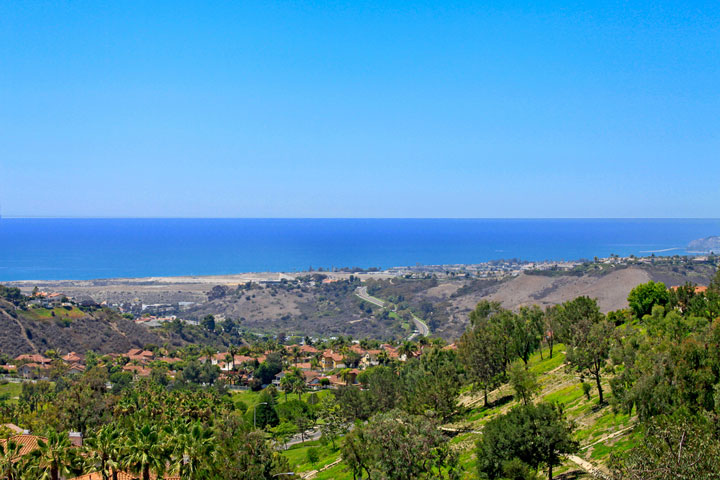 Richmond Pointe Ocean Views in San Clemente, California
