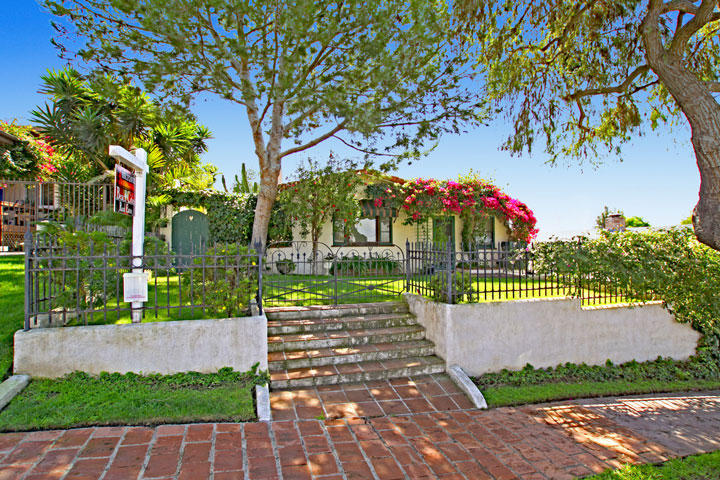 San Clemente Beach Cottage | Southwest San Clemente Homes For Sale