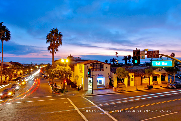 San Clemente Downtown Area | San Clemente Real Estate