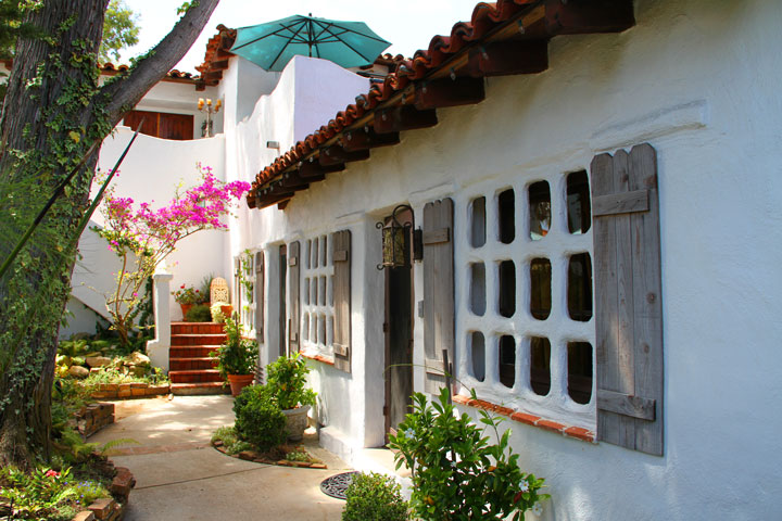 Spanish Colonial Historic Details | San Clemente, CA