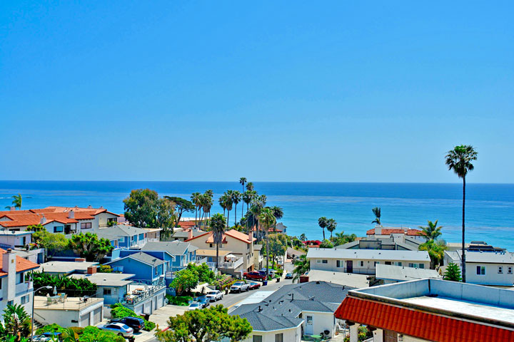 San Clemente Ocean View Townhouses For Sale
