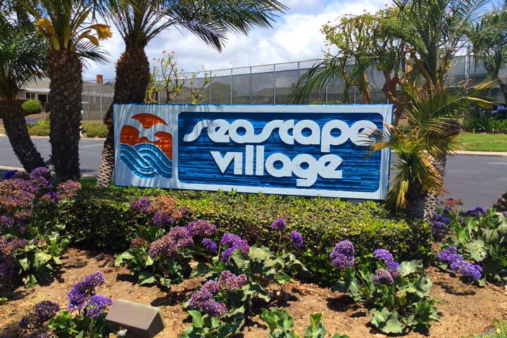 Seascape Village San Clemente, California Community