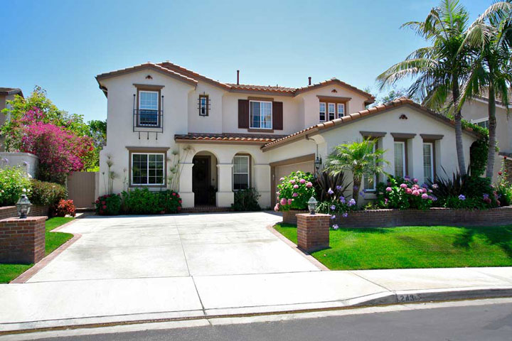 San clemente spanish style homes for sale san clemente for Spanish style homes for sale