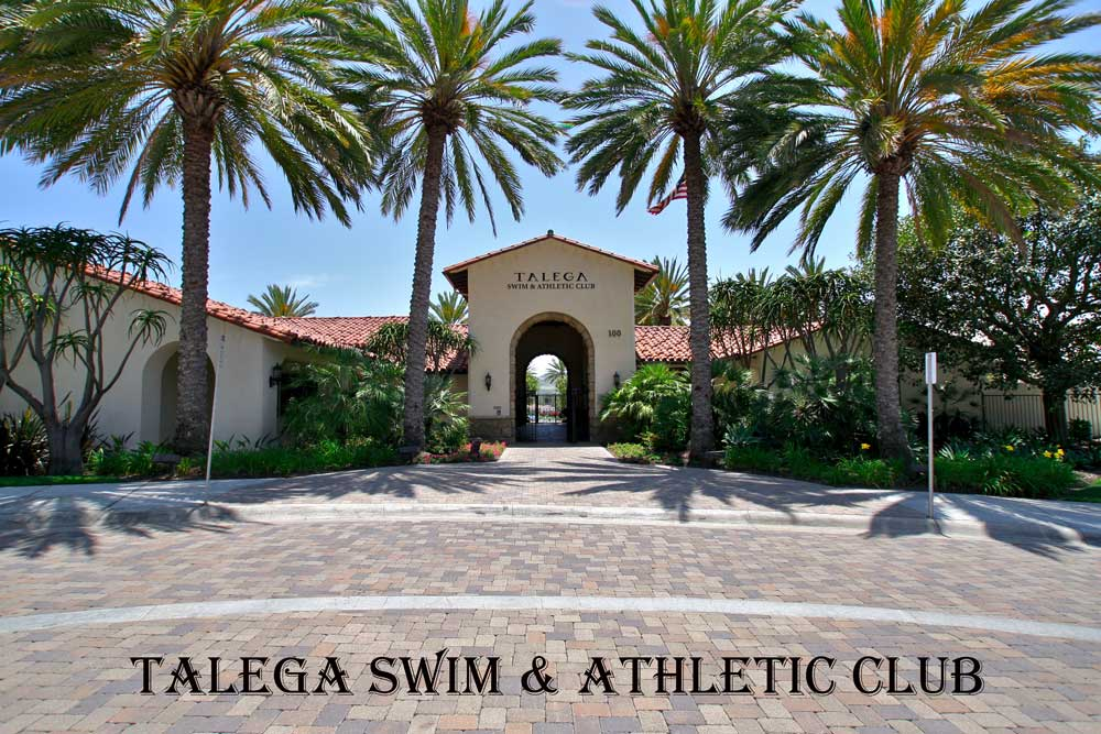 Talega Swim & Athletic Club | Talega San Clemente Real Estate