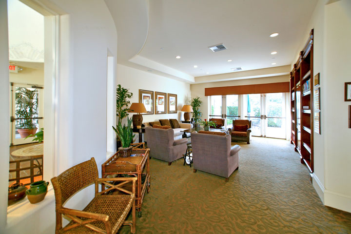 Talega Gallery Meeting Room | 55+ Senior San Clemente Community