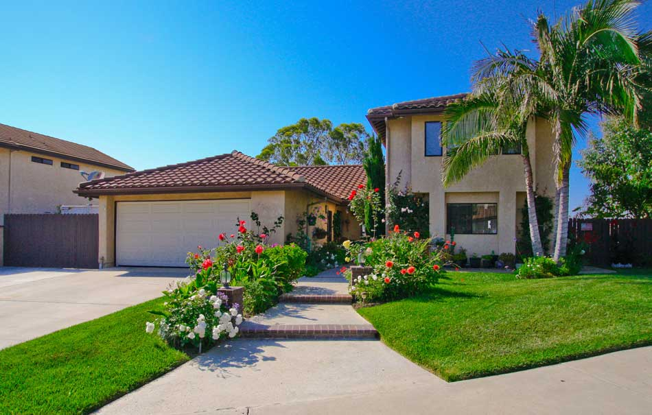 Tocayo Hills Homes in San Clemente, California
