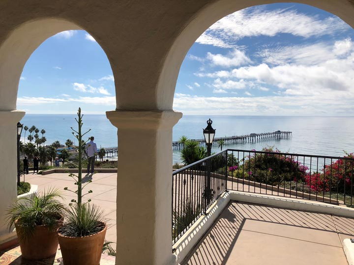 Casa Romantica San Clemente Ocean Views