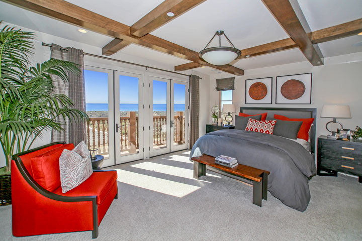 Sapphire Sea Summit Ocean View Bedroom