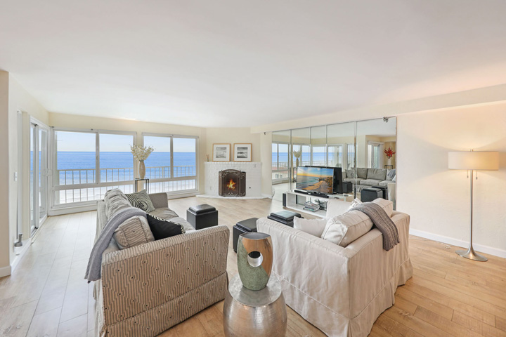 Sunset Shores San Clemente Ocean Front Condo For Sale