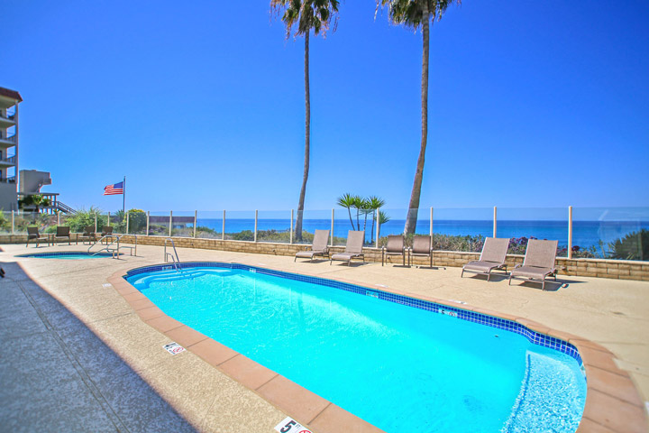 Sunset Shores Ocean View Pool